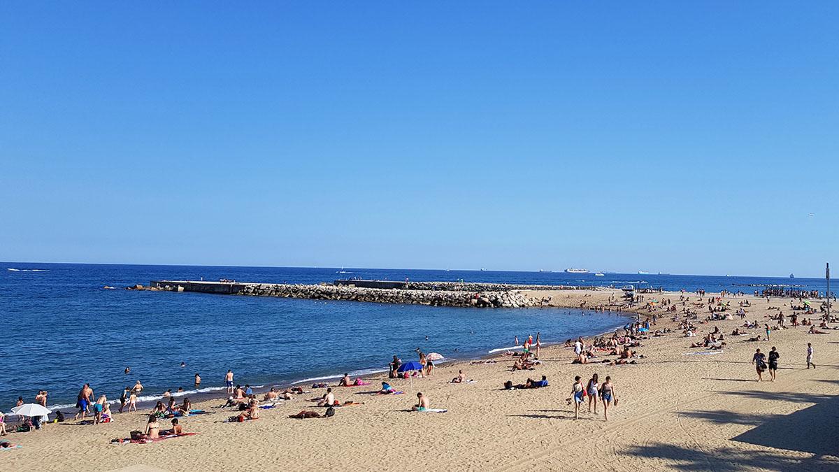 Піщаний пляж